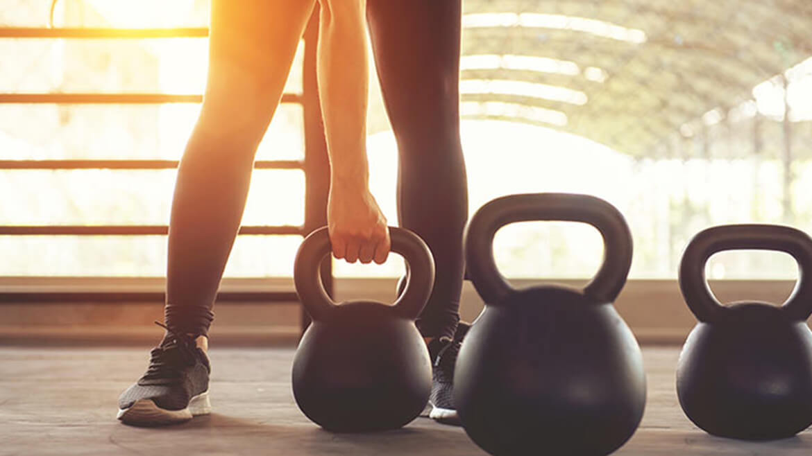 Weight Lifting Is A Key To Success